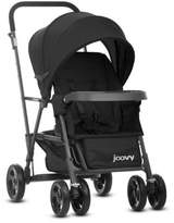 Joovy Caboose Graphite Stand-On Tandem Stroller in Black