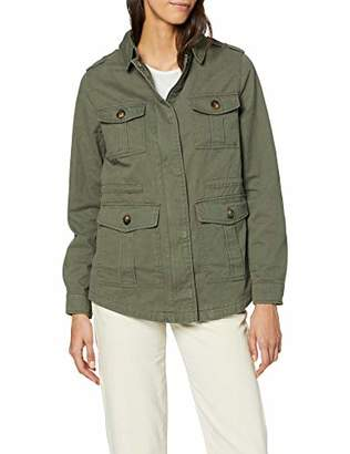 New Look Women's Ponte Pin 6058739 Jacket,(Size:)