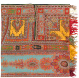 Etro traditional style patterned scarf