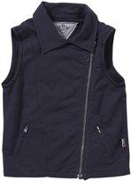 T2 Love T2Love Motorcycle Zip Vest (Toddler/Kid) - Ink-12