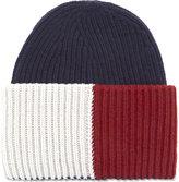 Tommy Hilfiger Oversized Wool-blend Beanie Hat