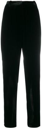 Magda Butrym High-Waist Pleated Trousers