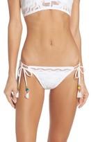 Robin Piccone Women's Aria Side Tie Bikini Bottoms