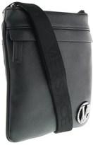 Versace Ee1yobb42 E899 Black Mens Messenger Bag.