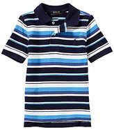Ralph Lauren ChildrenswearLittle Boys 2T-7 Striped Polo Shirt