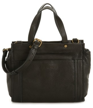 American Leather Co. Evansville Leather Satchel