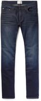 Acne Studios - Ace Oreo Slim-fit Stretch-denim Jeans