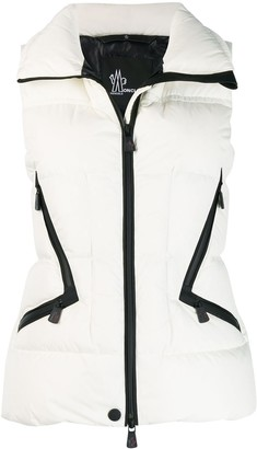 MONCLER GRENOBLE Atka quilted gilet