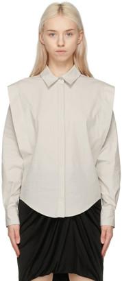 Isabel Marant Off-White Kigalki Shirt