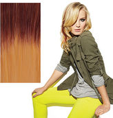 POP Put On Pieces Clip-In Two-tone Ombre, Wine Ombre 1 ea