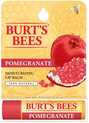 Burt's Bees Pomegranate Lip Balm