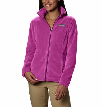 Columbia Women's Petite Benton Springs Full Zip Jacket