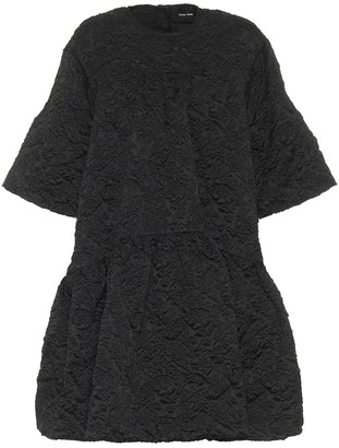 Simone Rocha Cloque minidress