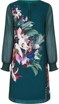Yumi Tropical Relaxed Dress