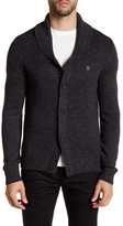 Original Penguin Shawl Knit Cardigan