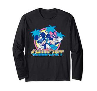 Disney Chill Out Long Sleeve T-Shirt