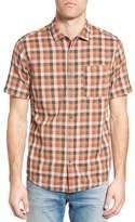 Jeremiah Men's Nomad Reversible Plaid Sport Shirt