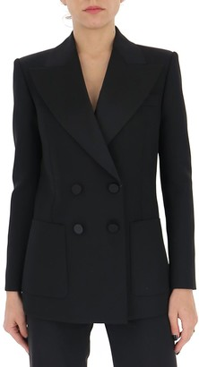 Saint Laurent Double Breasted Blazer