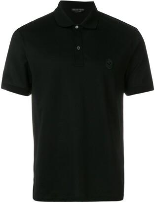 Alexander McQueen Classic Pique polo shirt