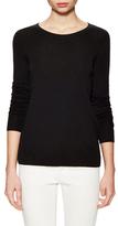 Diane von Furstenberg Kylee Wool Ribbed Sweater