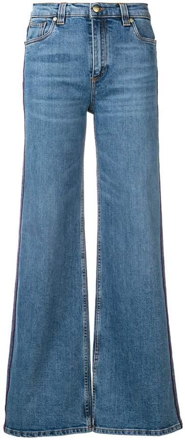 Etro Jacquard Ribbon jeans