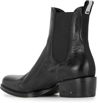 Premiata ankle-length Western boots