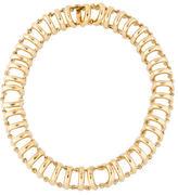 Balenciaga Chain Track Necklace
