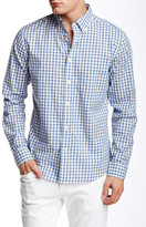 Slate & Stone Trim Fit Printed Long Sleeve Shirt