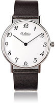 Ole Mathiesen Men's Round-Face Watch