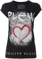 Philipp Plein 'Kingskettle' T-shirt - women - Cotton - XL
