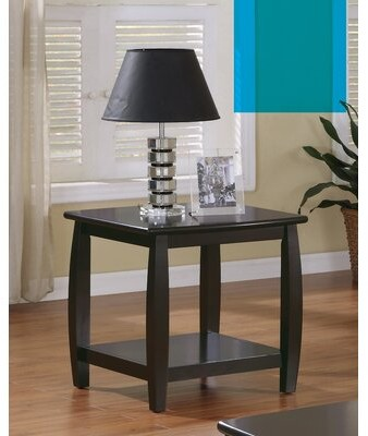 Thumbnail for your product : Red Barrel Studio Endla End Table with Storage