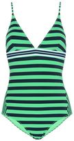 Stella McCartney calypso stripe swimsuit