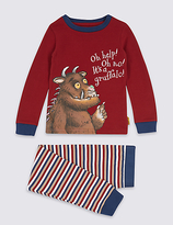 Marks and Spencer Cotton GruffaloTM Pyjamas with Stretch (1-8 Years)