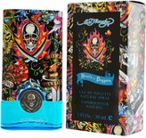 Christian Audigier ED HARDY HEARTS & DAGGERS by for MEN: EDT SPRAY 1 OZ