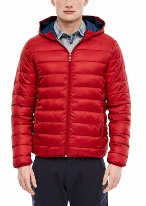 Q/S designed by Men's Quilted Jacket