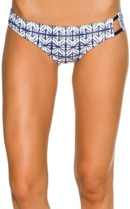 Roxy Women's Visual Touch Surfer Bikini Bottom