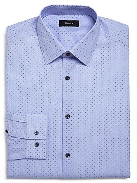 Theory Cedrick Future Dobby Slim Fit Dress Shirt