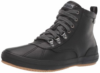 Keds Women's Scout Boot Ii Matte Twill Wx Cold Weather & Shearling