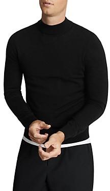 Reiss Kelby Wool Turtleneck Sweater
