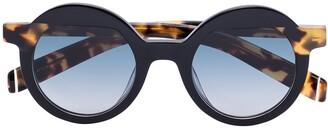 KALEOS Pollitt round-frame sunglasses