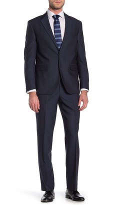 Dockers Micro Dot Two Button Notch Lapel Suit
