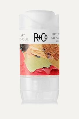R+CO RCo - Art School Root Touch-up Gel - Light-brown, 15ml