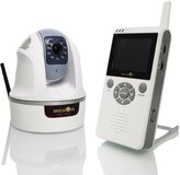 secuOn movable digital Baby Monitor White