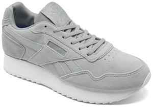Reebok Women's Classic Harman Ripple Double Casual Sneakers from Finish Line