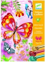Djeco Design Glitter Butterflies