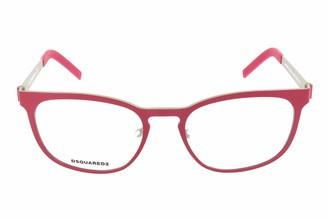 DSQUARED2 Women's Brillengestelle DQ5184 068-51-18-140 Optical Frames