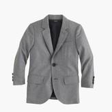 J.Crew Boys' two-button sportcoat in Italian wool flannel