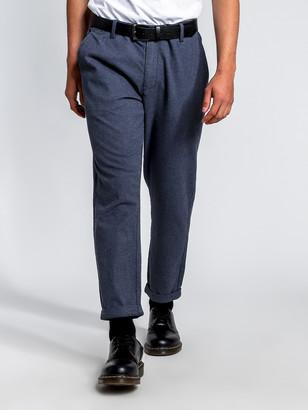 Article One Nixon Slim Fit Pants in Navy Marle