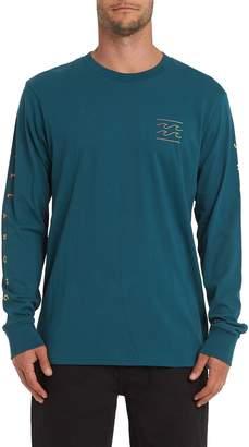 Billabong Vortex Long Sleeve T-Shirt