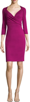 Escada Women's Digrassa 3/4 Sleeve Dress